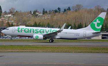 F-HTVF - Transavia France Boeing 737-8K2