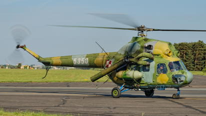 5350 - Poland - Air Force Mil Mi-2