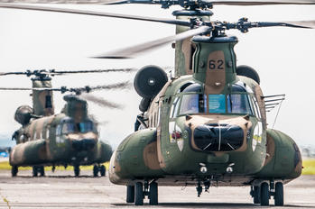 52962 - Japan - Ground Self Defense Force Kawasaki CH-47J Chinook