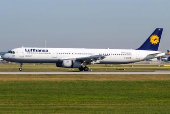 D-AIDD - Lufthansa Airbus A321