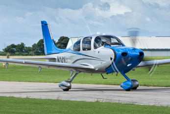 N141KJ - Private Cirrus SR22T