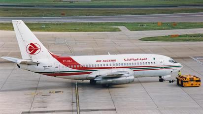 7T-VEJ - Air Algerie Boeing 737-200