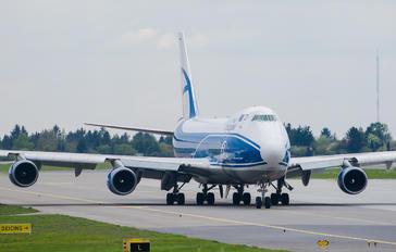 G-CLAA - Cargologicair Boeing 747-400F, ERF
