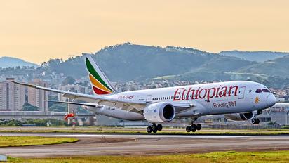 ET-AOS - Ethiopian Airlines Boeing 787-8 Dreamliner