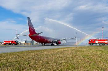 VQ-BSR - Rossiya Boeing 737-800