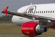 D-ABFK - Air Berlin Airbus A320 aircraft