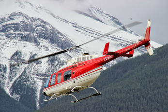 C-GALH - Alpine Helicopters Canada Bell 206L Longranger