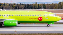 VQ-BMG - S7 Airlines Boeing 737-800 aircraft