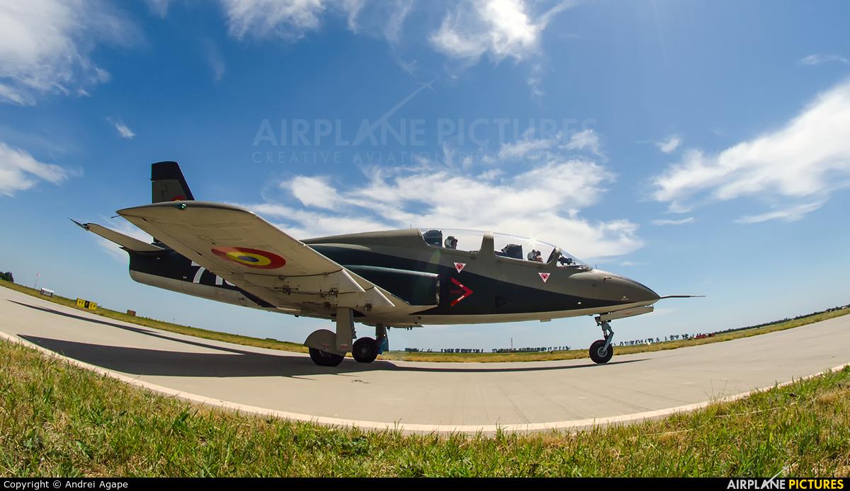 Romania - Air Force 715 aircraft at Buzau - Boboc