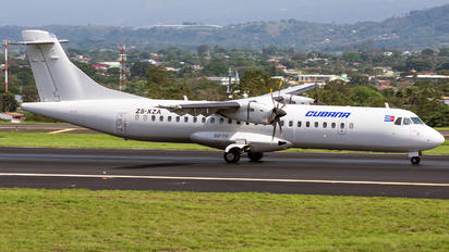 ZS-ZXA - Cubana ATR 72 (all models)