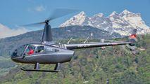 HB-ZTP - Chablais Heli Club Robinson R66 aircraft