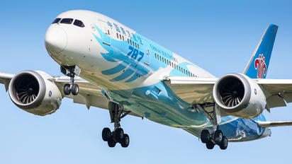 B-2735 - China Southern Airlines Boeing 787-8 Dreamliner