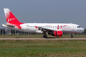 VQ-BTL - Vim Airlines Airbus A319