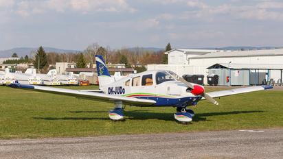 OK-JUD - Private Piper PA-28 Cherokee