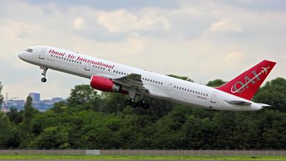 N639AX - Omni Air International Boeing 757-200