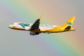 RP-C3273 - Cebu Pacific Air Airbus A320