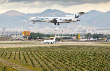 EP-ASA - Iran Aseman Boeing 727-228(A)