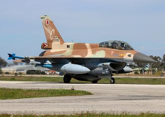 652 - Israel - Defence Force General Dynamics F-16D Barak