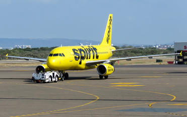 N503NK - Spirit Airlines Airbus A319