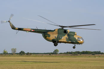 3304 - Hungary - Air Force Mil Mi-8T