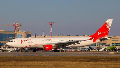 VP-BDV - Vim Airlines Airbus A330-200