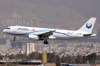 EP-APF - Iran Aseman Airbus A320