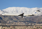 EP-MDF - Iran Air Tours McDonnell Douglas MD-83 aircraft