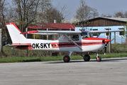 OK-SKY - Blue Sky Service Reims F150 aircraft
