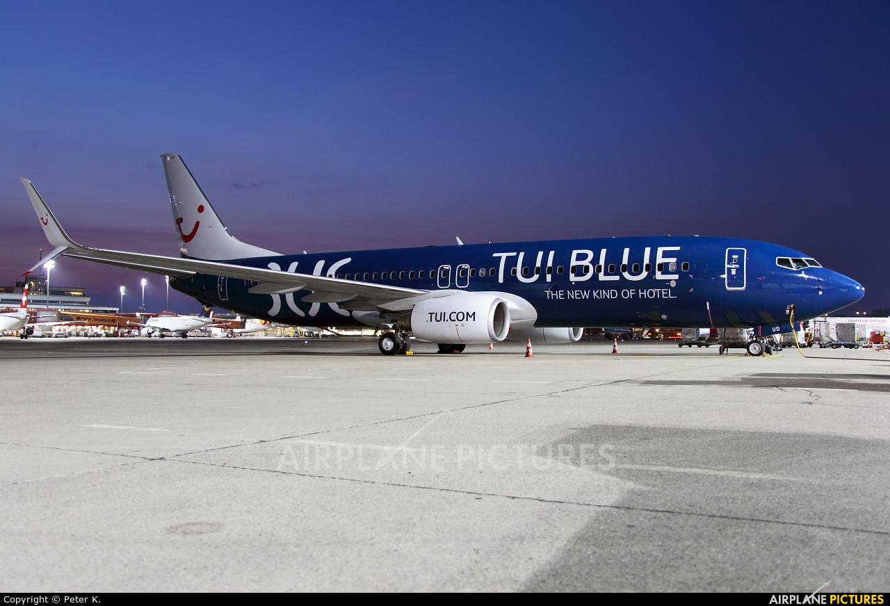 TUIfly D-ATUD aircraft at Berlin - Tegel