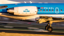 PH-KZL - KLM Cityhopper Fokker 70 aircraft