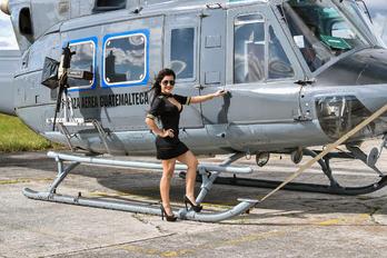 FAG104 - Guatemala - Air Force Bell 212