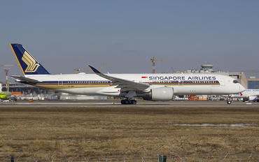 9V-SMK - Singapore Airlines Airbus A350-900