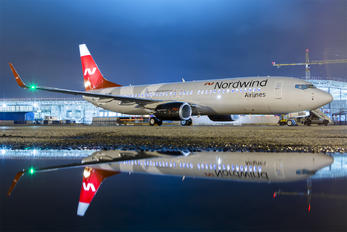 VQ-BDC - Nordwind Airlines Boeing 737-800