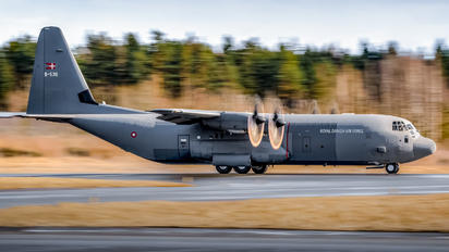 B-536 - Denmark - Air Force Lockheed C-130J Hercules
