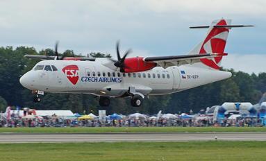 OK-KFP - CSA - Czech Airlines ATR 42 (all models)