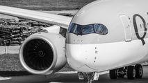 A7-ALK - Qatar Airways Airbus A350-900 aircraft