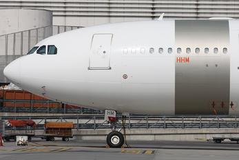 A7-HHM - Qatar Amiri Flight Airbus A330-200