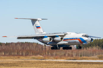 RF-76827 - Russia - Ministry of Internal Affairs Ilyushin Il-76 (all models)