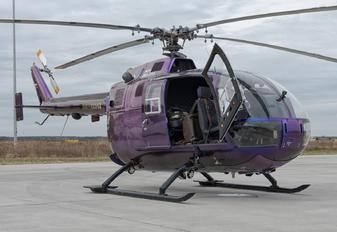 RA-02543 - Private Bolkow Bo.105