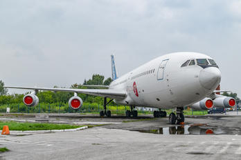 RA-86097 - S7 Airlines Ilyushin Il-86
