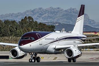 G-OACJ - TAG Aviation Airbus A319 CJ