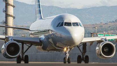 N802AW - US Airways Airbus A319