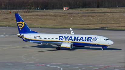 EI-FZG - Ryanair Boeing 737-800