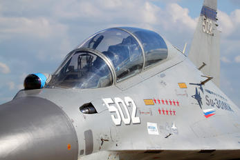 502 - Russia - Air Force Sukhoi Su-30MK