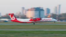 D-ABQD - Air Berlin de Havilland Canada DHC-8-400Q / Bombardier Q400 aircraft