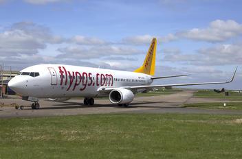 TC-AAV - Pegasus Boeing 737-800