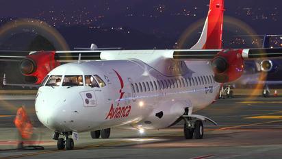 TG-TRD - Avianca ATR 72 (all models)
