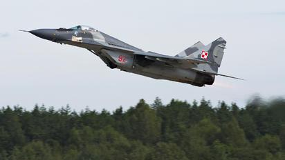 92 - Poland - Air Force Mikoyan-Gurevich MiG-29A