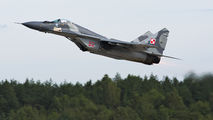 92 - Poland - Air Force Mikoyan-Gurevich MiG-29A aircraft