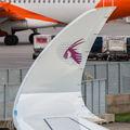 A7-ALN - Qatar Airways Airbus A350-900 aircraft